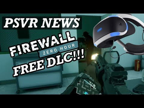 PSVR NEWS   New PORTAL Like PSVR Game Out Soon   Firewall New FREE Map   Trippy Tunnel Game!!! thumbnail