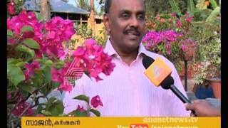 95 types of Bougainvillea plants in Sajan's garden