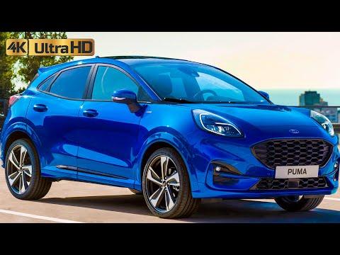 Nuova Ford Puma 2020 | 4K