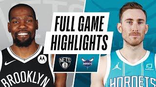 NETS at HORNETS | FULL GAME HIGHLIGHTS | December 27, 2020
