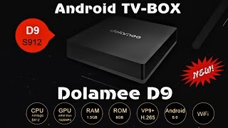 Обзор и настройка Android Smart TV BOX : DOLAMEE D9 - Full HD приставки на OS ANDROID 6.0(ANDROID TV BOX - DOLAMEE D9 : http://www.dolamee.com/dolamee-d9-amlogic-s912-octa-core-tv-box -------- Обзор и настройка Android Smart TV BOX ..., 2017-01-13T13:28:29.000Z)