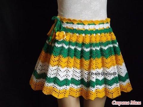 Crochet Patterns For Free Crochet Skirt 1906 Youtube