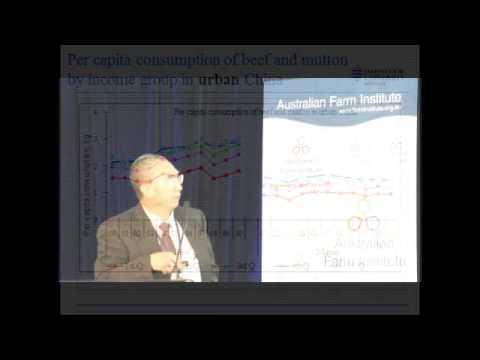 Professor (Joe) Zhangyue Zhou - Australian Agriculture Roundtable Conference 2012ART12CE