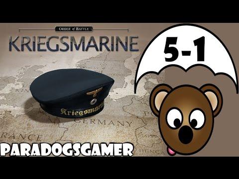 Order of Battle | Kriegsmarine | Western Approaches | Part 1