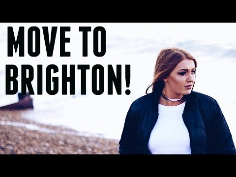 WHY YOU SHOULD LIVE IN BRIGHTON!