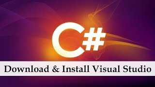 c# Visual Studio 2017 Install & Setup  A Download Tutorial With ReSharper & Color Theme Editor