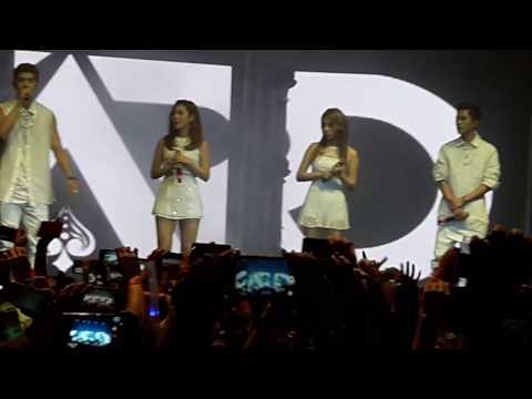 20171003 Talk time - KARD - WILD KARD TOUR PT.2 ARGENTINA