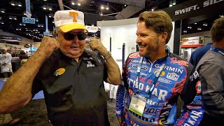 I Don't Know How This Turned Out This Funny - Ft. Roland Martin & Bill Dance ICAST 2017 thumbnail