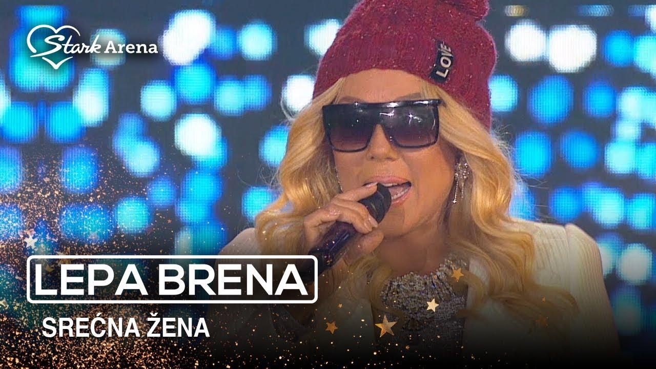 Lepa Brena - Srecna zena - (LIVE) - (Stark Arena 20.10.2018.)