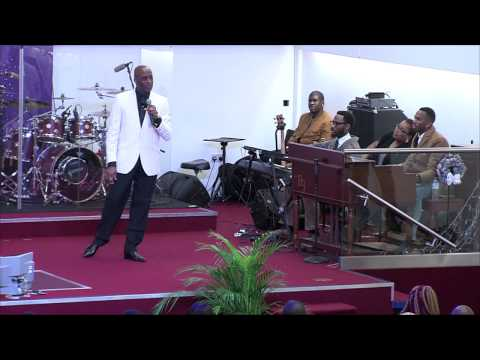 Glory House: Dr Albert Odulele - Divine Separation & Settlement: Secrets of Speaking