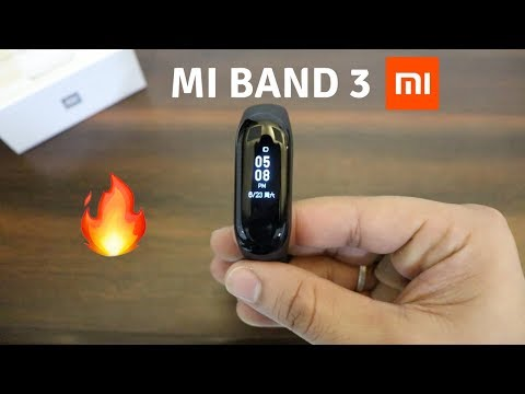 Xiaomi Mi Band 3 Unboxing India 2018 | Hindi | Tech Unboxing 🔥