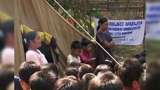 """""""Indiens vergessene Inselns"""" Teil II Die Andamanen nach dem Tsunami"""
