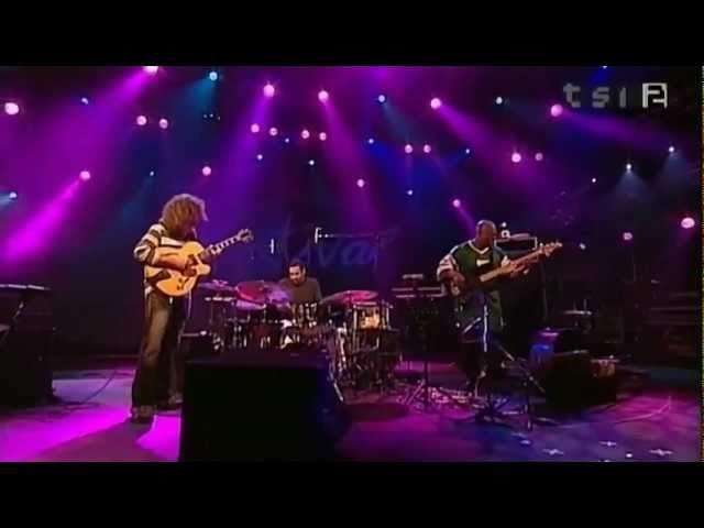 Pat Metheny Trio. James (Live 2004)