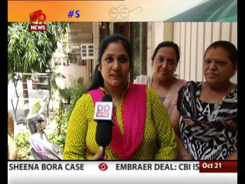 Swachh Bharat: People's participation in Clean India mission in Delhi's Rohini