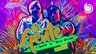 Play Mi Gente - 4B Remix