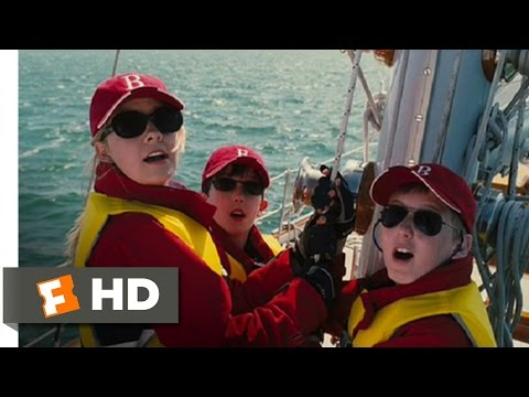 Yours, Mine and Ours (3/9) Movie CLIP - Standard Nautical Procedure (2005) HD