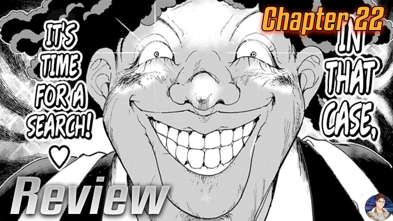 The promised neverland chapter 22 manga review the juicy morsel s meaning youtube