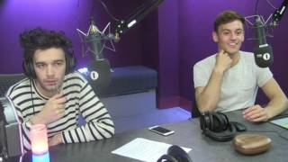 Tom Daley on Nick Grimshaw's Breakfast Show