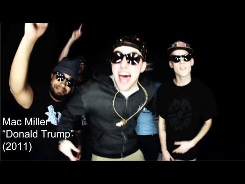 The Evolution of Mac Miller (2007-2017)