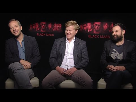 Download Youtube: Black Mass: Peter Sarsgaard, Jesse Plemons & Rory Cochrane Interview