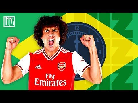Welcome To Arsenal, David Luiz!