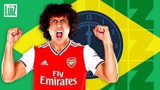 Welcome to Arsenal, David Luiz!