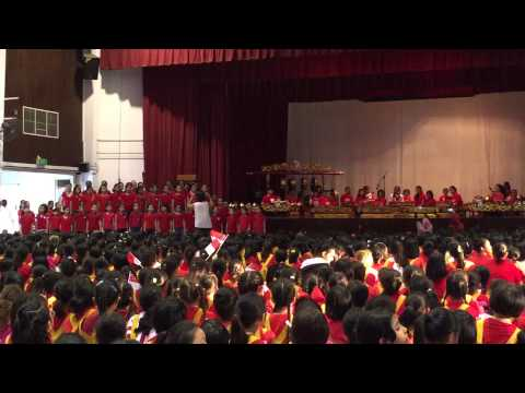 Haig Girls Choir and Gamelan Ensemble 2015 : Di Tanjung Katong