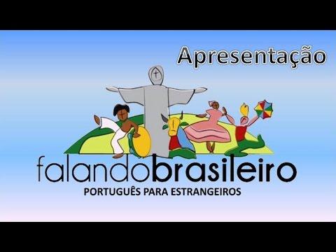 """""""Fale já!"""" Português para estrangeiros: vídeo aula 1 - Portuguese for foreigners: video lesson 1 from YouTube · Duration:  29 minutes 46 seconds"""