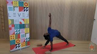 emPOWERed Yoga Warrior   April 9, 2021