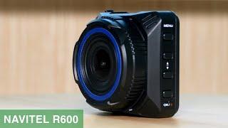 видео Видеорегистратор Navitel R600