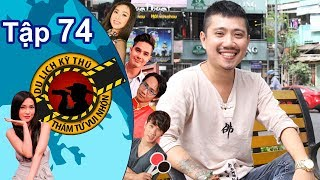 HILARIOUS DETECTIVES| EP 74 UNCUT| A coffee shop with more than 300 antique watches in Vung Tau
