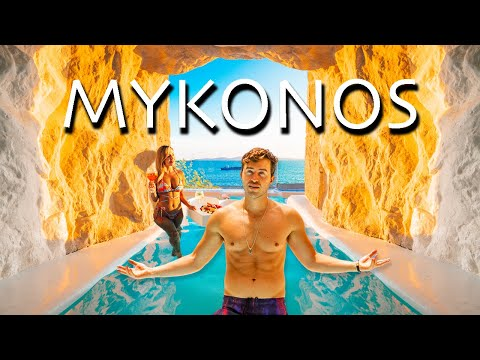I Stayed at the Most Expensive Hotel in Mykonos | CavoTagoo Worth it?