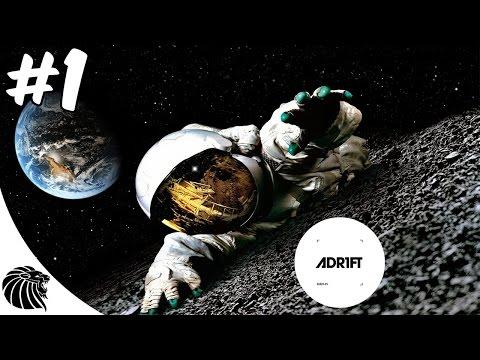 ADR1FT - GAMEPLAY #1 - OLHA A TERRA ALI ! Em português PT-BR