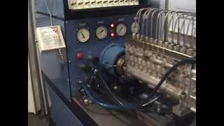 Стенды для испытания и регулировки ТНВД дизельных двигателей СДМ-12-02(Универсальные стенды, в которых используются асинхронный электродвигатель с преобразователем частоты..., 2013-07-11T04:53:50.000Z)