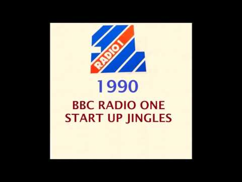 BBC RADIO 1  1990   START UP JINGLES  50th anniversary 1967 2017