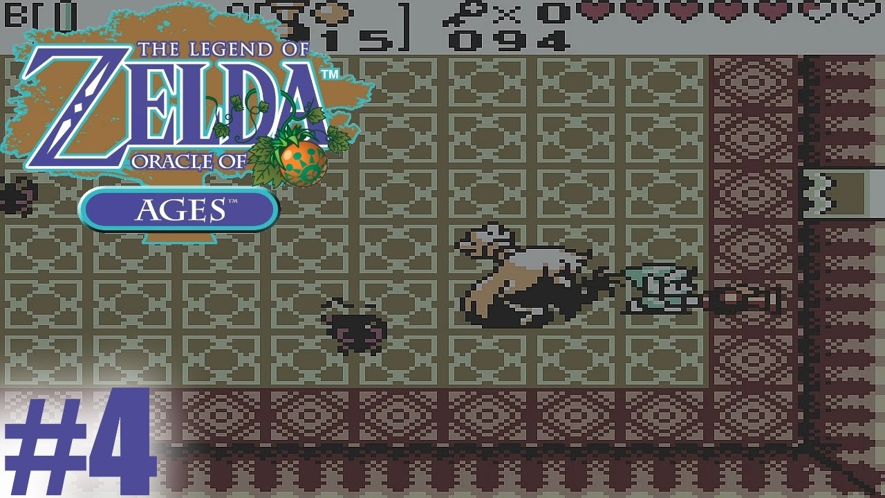 Walkthrough for oracle of ages