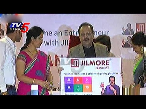 JilMore India's First Online Entertainer Expands to US,UK | Telugu News | TV5 News