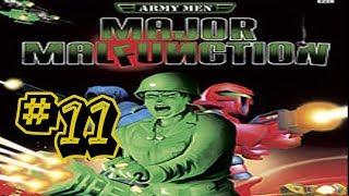 Army Men Major Malfunction    #11    Plastic Gear Solid