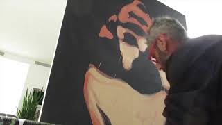 fabian spiner action painting