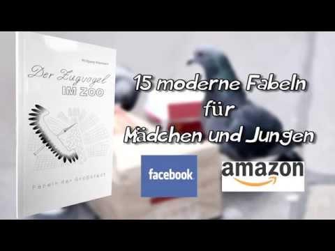 Der Zugvogel im Zoo - Kinderbuch mit modernen Fabeln