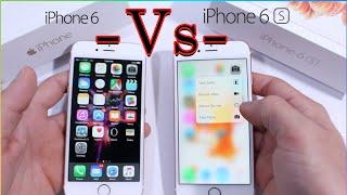 iPhone 6 Vs iPhone 6s Performance Test