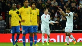 England vs Brazil 2-1 Official Goals and Highlights, Wembley 0…