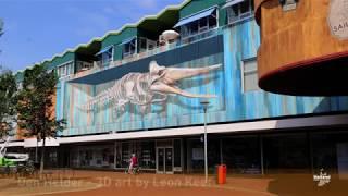 Den Helder 3D street art
