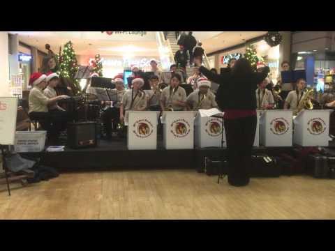 2015-12-11 Fischer Middle School Jazz Band  Rockin Around The Christmas Tree