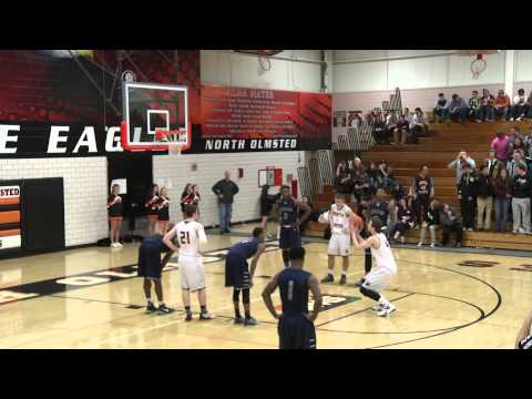 Boys' Basketball - Lorain vs. North Olmsted 1-9-15