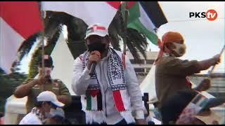 Highight (1) Aksi Bela Palestina
