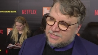 Del Toro finds immigration parallels to the past