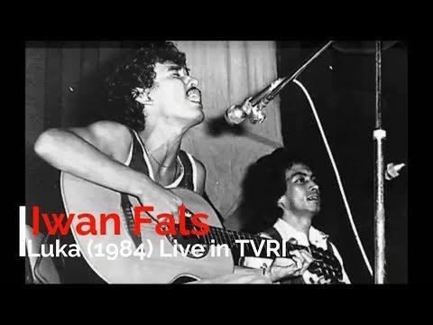 Iwan Fals - Luka Lama Live in TVRI 1984 - Lagu Tidak Beredar