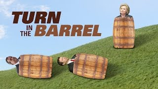 Mark Halperin:The Clintons Will Get Their Time in the Barrel