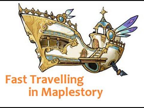 MapleStory Travel Guide